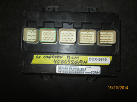 01 CARAVAN BCM #4686920AH *See item description* - $92.56