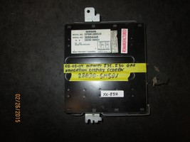 02 03 04 Infiniti I35,I30,Gps Navigation Display Screen #28090 5 M501 Xx 852 - $84.15