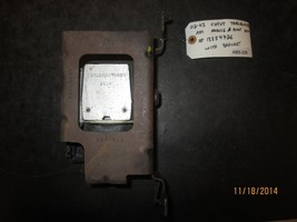 02 03 Chevy Trailblazer Abs Module&Pump Oem #13354726 Abs 238 *See Item* - $89.09