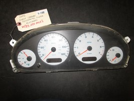 02 DODGE CARAVAN SPEEDOMETER CLUSTER #4685748AI *See item description* - $44.55
