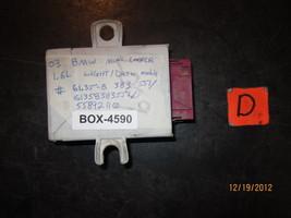 03 BMW MINI COOPER 1.6L LIGHT /DASH MODULE #61.35-8383551/61358383551 *d... - $29.45
