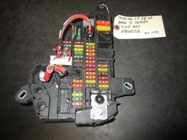 04 05 06 07 08 09 BMW 5 SERIES FUSE BOX #6906558 *See item description* - $35.63