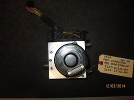 03 04 Ford Expedition Abs Pump & Module #2 L1 T 2 C219 Ac/2 L14 2 C346 Am Abs 180 - $84.15