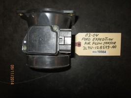 03 04 Ford Expedition Air Flow Sensor #3 L7 U 12 B579 Aa Box 10564 - $37.87