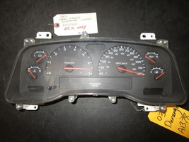 03 DODGE DURANGO SPEEDOMETER CLUSTER #56045646 *See item description* - $34.65