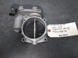 07 11 Bmw 328 Throttle Body #75561180 01 *See Item* - $79.19