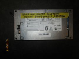 08 09 Mini Cooper Bluetooth Module #894109200822/97963811 Box 10992 - $168.30