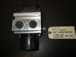 08 10 Chevy Impala Abs Pump & Module #25894179/25894182 *See Item* - $75.73