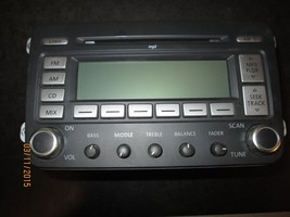05 06 07 08 09 10 Vw Passat Jetta Radio Cd Player #1 K0035180 H Xx 926 *See Item* - $99.00