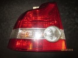 05 06 07 Volvo S40 L Rear Tail Light Oem #30698912 Xx 1093 *See Item* - $74.24