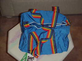 Sport Bag Cordura Nylon Peter's Bag Corp.  - $23.00