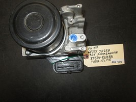 06 07 LEXUS IS250 ABS PUMP & MODULE #89541-53080/44580-53190 *See item* - $84.15