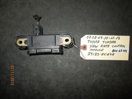 07 08 09 10 11 12 Toyota Tundra Yaw Rate Control Module #89183 0 C040 Box 6544 - $79.94