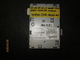 07 08 09 10 11 HONDA CIVIC RADIO SATELITE MODULE #39820-SVA-A010-M1 BOX-... - $63.11