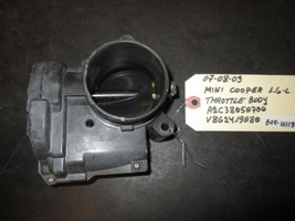 07 09 Mini Cooper 1.6 L Throttle Body #A2 C38050700/V862419080 *See Item* - $99.00