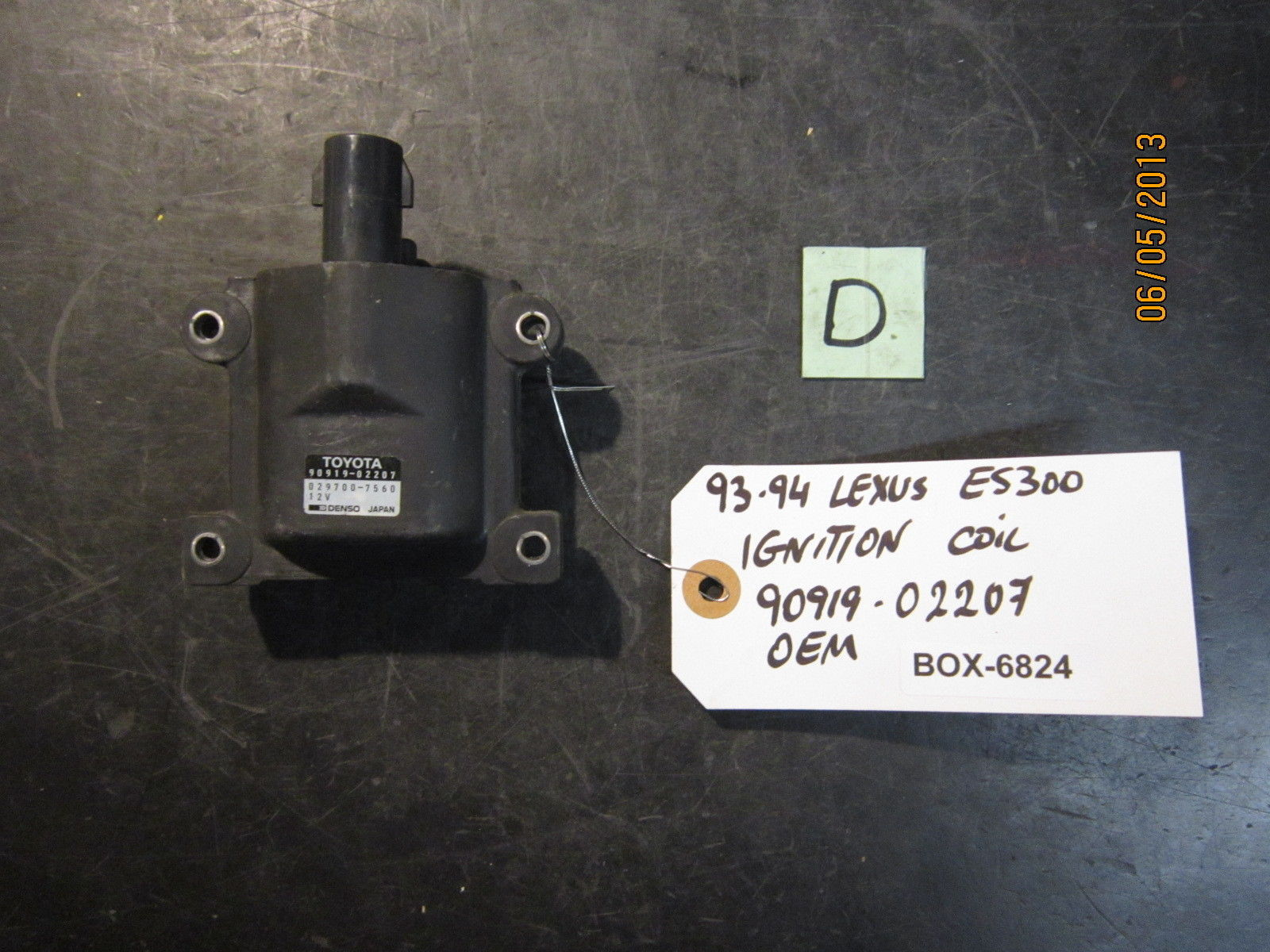 Primary image for 93 94 LEXUS ES300 IGNITION COIL OEM #90919-02207 *See item description*