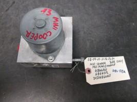 08 09 10 11 12 13 14 Mini Cooper 21 K Only Abs Pump & Module #6866011/6866012 - $332.39