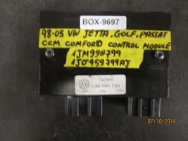 98 99 00 01 02 03 04 05 Vw Jetta Golf Passat Ccm Comford Control Module - $63.10