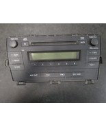10 11 12 13 14 15 TOYOTA PRIUS AM/FM/CD SAT AUX READY RADIO #86120-47290 - $69.30