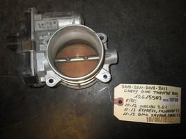 10 11 12 13 Chevy Gmc Throttle Body #12615503 Box 10708 *See Item* - $74.25