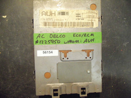 Ac Delco Chevy/Gm/Oldsmobile/Gmc Ecu/Ecm #1225950 Auh *See Item Description* - $33.65