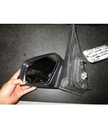 10 11 12 FORD FUSION LEFT DRIVER SIDE MIRROR HEATED W/ PUDDLE LAMP *See ... - $59.40