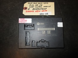 10 13 Audi A8,S8 Seat Control Module #4 H0959860 *See Item Description* - $189.34