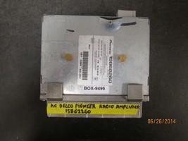 Ac Delco Pioneer Radio Amplifier #15862260 *See Item Description* - $79.19