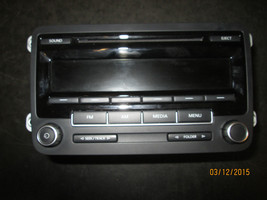 11 12 13 14 Vw Jetta Radio Cd Player #1 K0035164 D Xx 942 *See Item Description* - $69.30