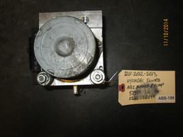 11 12 13 Hyundai Sonata Abs Module & Pump #58920 30500/0265238094 Abs 198 - $71.52