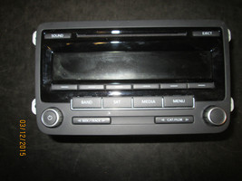 11 12 13 Vw Jetta Radio Cd Player #1 K0035164 F Xx 944 *See Item Description* - $94.05