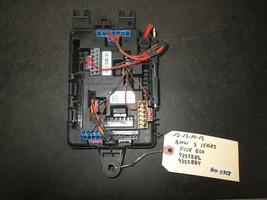 12 13 14 15 BMW 3 SERIES FUSE BOX #9337882/9337884 *See item* - $99.00