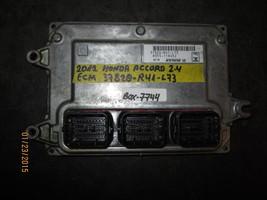12 HONDA ACCORD 2.4 ECM #37820-R41-L73 BOX-7744 *See item description* - $63.11