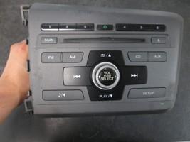 12 Honda Civic Cd Mp3 Player Radio Oem #39100 Tr0 A315 M1 *See Item* - $59.40