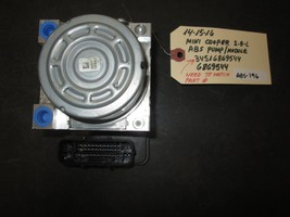 14 15 16 Mini Cooper 2.0 L Abs Pump/Module #34516869544/6869544 *See Item* - $294.53