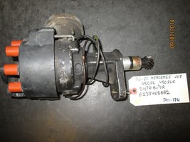 76 77 78 79 80 MERCEDES 107 45SL 450SLC DISTRIBUTOR #0237405002 - $118.80