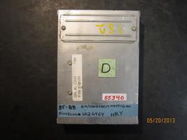 85 86 87 88 Gm/Cadillac/Chevy/Gmc Ecu/Ecm #1226464 Hry *See Item Description* - $16.83