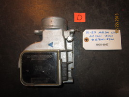 86 87 MAZDA 626 AIR FLOW SENSOR #197100-2700 *See item description* - $41.23
