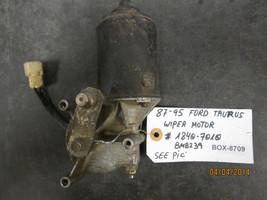 87 88 89 90 91 92 93 94 95 FORD TAURUS WIPER MOTOR #1840-7010/BM8239 *See item* - $33.65