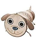 Kid's Puppy Six Foot Long Exploration Pop Up Tunnel Age 3+ K-Roo Sports ... - €21,04 EUR