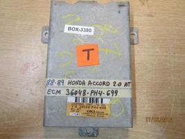 88 89 Honda Accord 2.0 L A/T Ecu/Ecm #36048 Ph4 699 Box 3380 - $54.69