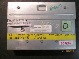 88 Chevy/Buick/Gmc Ecu/Ecm 2.5 L A/T #1227748 Anam *See Item Description* - $49.49