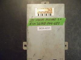 88 Honda Accord 2.0 L Ecu/Ecm #36048 Ph4 687 *See Item Description* - $23.55