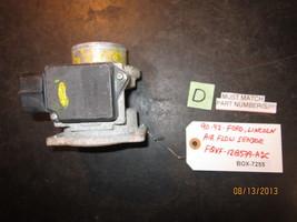 90 91 92 FORD LINCOLN AIR FLOW SENSOR #F0VF-12B579-A2C *See item descrip... - $25.24