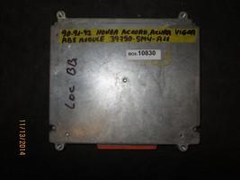 90 91 92 HONDA ACCORD ACURA VIGOR ABS MODULE #39790-SM4-A11 BOX-10830 *s... - $17.77