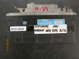 92 93 MERCEDES ABS MODULE #0055452132/0265101018 *see item description* - $11.87