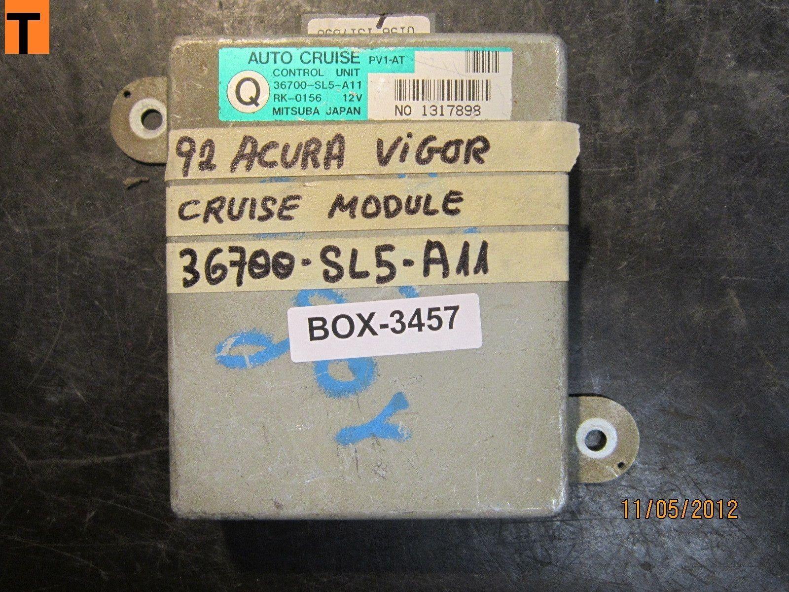 96 97 98 99 RL NON TRACTION CONTROL ABS ANTI-LOCK BRAKE MODULE COMPUTER ECU ECM