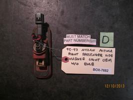 93 94 95 96 97 Nissan Altima Right Passenger Side Marker Light Oem W/O Bulb - $15.15