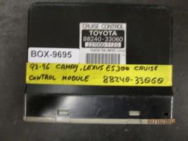 93 94 95 96 Camry,Lexus Es300 Cruise Control Module #88240 33060 *See Item* - $12.61