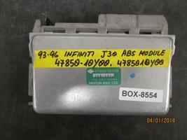 93 94 95 96 INFINITI J30 ABS MODULE #47850-10Y00 *See item description* - $29.69